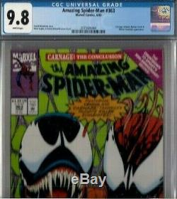 AMAZING SPIDER-MAN #300 CGC 9.0 WHITE 1988, 1st appearance first VENOM McFarlane