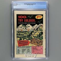 AMAZING SPIDER-MAN ANNUAL 1 CGC 5.0 1st appearance SINISTER SIX OW to WHITE 1963