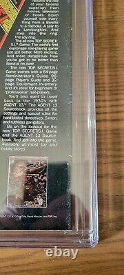 ASM AMAZING SPIDER-MAN 300 CGC 3.5 OWith WHITE Pages FIRST VENOM not press/cleaned