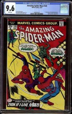 Amazing Spider-Man # 149 CGC 9.6 White (Marvel 1975) 1st appearance Ben Reilly