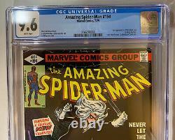 Amazing Spider-Man #194 1st Black Cat CGC 9.6 White Pages