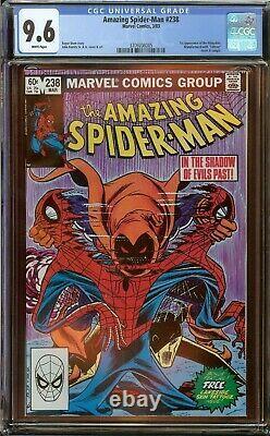 Amazing Spider-Man #238 CGC 9.6 (White Pages) 1st App. Hobgoblin 1983
