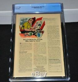 Amazing Spider-Man 25 CGC 9.0 White Pages 1965 1st Mary Jane Watson