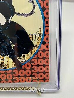 Amazing Spider-Man #300 1st Appearance of Venom CGC 9.6. White Pages Key Issue