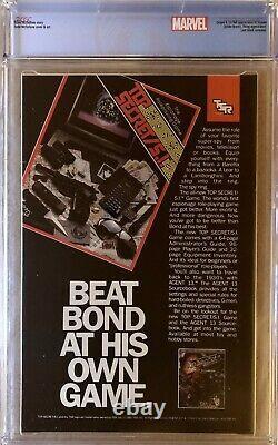 Amazing Spider-Man #300 CGC 9.6 1988 1st Venom White Pages McFarlane