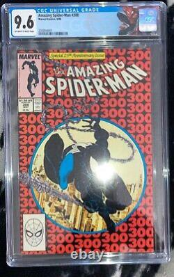 Amazing Spider-Man #300 CGC 9.6 Off-White to White
