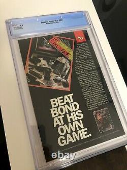 Amazing Spider-Man 300 Newsstand CGC 5.5 White Pages 1st Venom