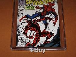 Amazing Spider-Man 361 1st Print! CGC 9.8! WHITE pages! 12 HD pix Ships INSURED