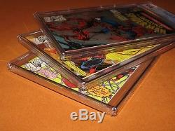 Amazing Spider-Man 361 (2nd Print) 362 363! ALL CGC 9.8! WHITE pages 12 HD pix