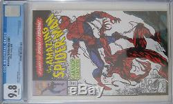 Amazing Spider-Man 361 CGC 9.8 1st Appearance of Carnage WHITE PAGES