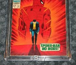 Amazing Spider-Man #50 CGC 6.5 WHITE pgs 1967 1st appearance The Kingpin Key