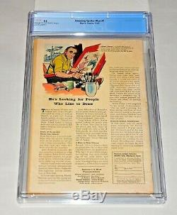 Amazing Spider-Man 7 CGC 2.5 Cream to Off-White Pages 1963 2nd Vulture