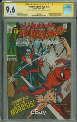 Amazing Spider-man #101 Cgc 9.6 White Pages