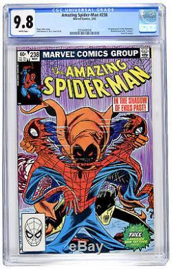 Amazing Spider-man #238 CGC 9.8 White 1st app Hobgoblin
