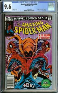 Amazing Spider-man #238 Cgc 9.6 White Pages