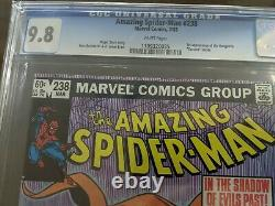 Amazing Spider-man 238 Cgc White Pages First Hobgoblin Hot Book