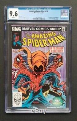 Amazing Spider-man #238 Gorgeous Cgc 9.6 (white) 1st Hobgoblin W Tattooz