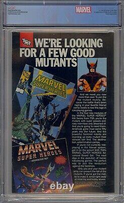 Amazing Spider-man #298 Cgc 9.8 1st Todd Mcfarlane Eddie Brock Cameo White Pages