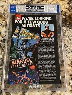 Amazing Spider-man #298 Cgc 9.8 White Pages 1st Todd Mcfarlane! 1st Eddie Brock