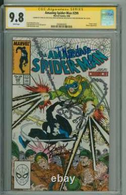 Amazing Spider-man #299 Cgc 9.8 White Pages