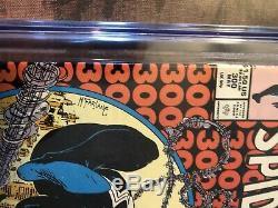 Amazing Spider-man #300 Cgc 9.4 1st Venom High Grade White Pages 1988