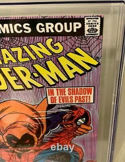 Amazing Spiderman #238 1st Hobgoblin CGC 9.6 White Pages Newsstand Tattoos