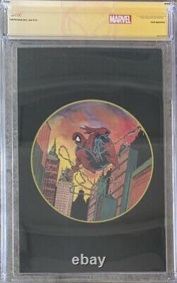 Spider-man #1 Platinum Cgc 9.6 White Pages Signature Series Signed Mcfarlane