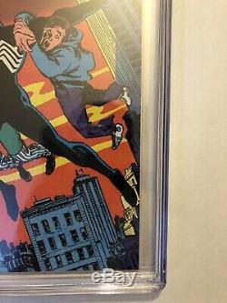The Amazing Spider-Man #252 cgc 9.8 white, (Read Full Description)