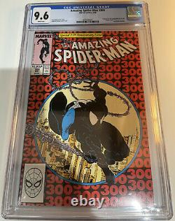 The Amazing Spider-Man #300 1st Full Venom! CGC 9.6 White Pages! Free Shipping