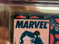 The Amazing Spider-Man #300 CGC 9.6 WHITE PAGES 1st VENOM